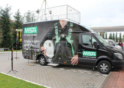 furgone msa